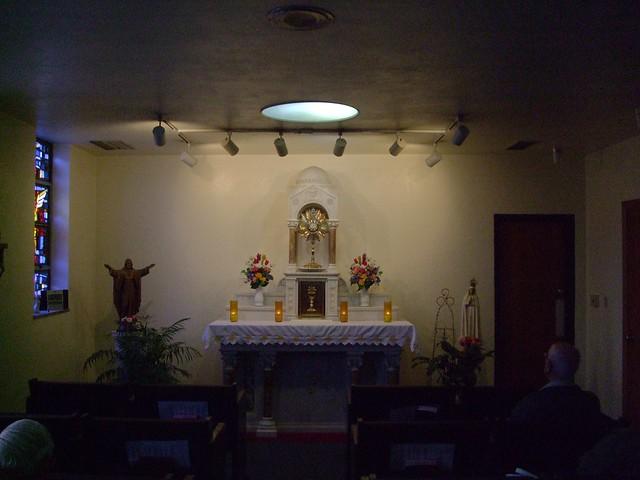 St. Pius X Catholic Church, Adoration Chapel, Rock Island, IL