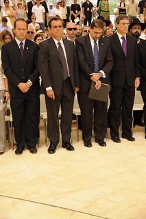 Tenth Anniversary Commemoration Ceremony 9/11 No079