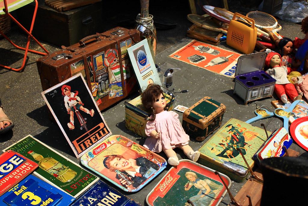 things in porta portese market