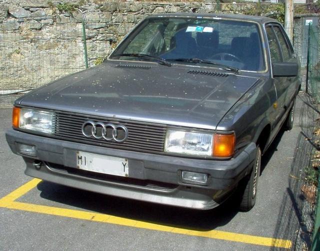 Audi 80 CD - 1985 | Filippo | Flickr
