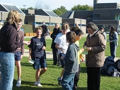 Schoolveldloop 22 oktober 2008