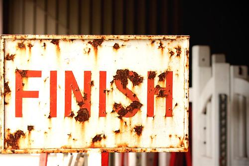 Finish | by tanakawho