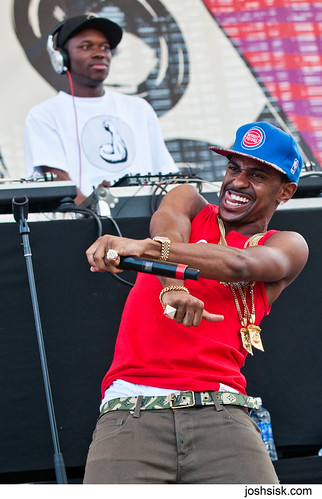 Big Sean @ FreeFest 2011 | by joshsisk