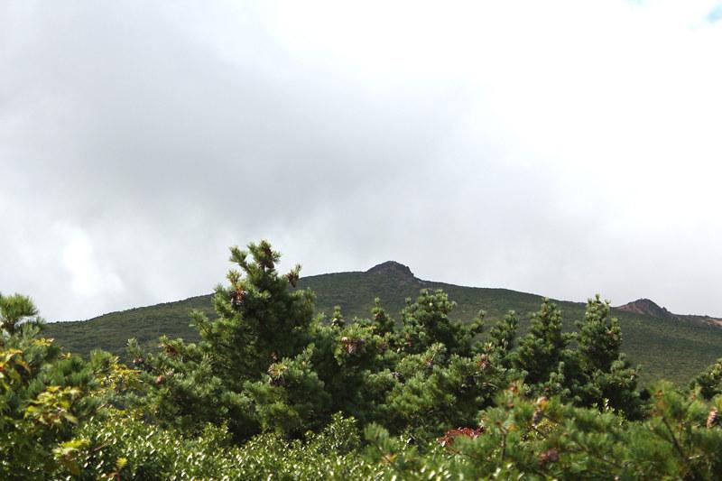 安達太良山TOP