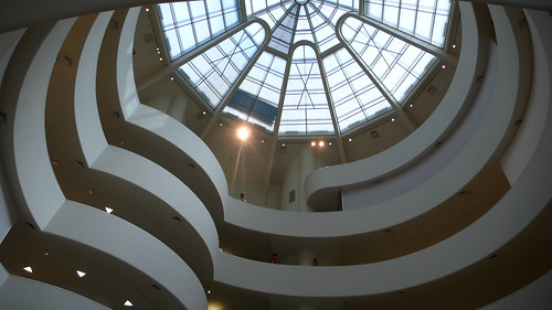 The Solomon R Guggenheim Museum | by yisris