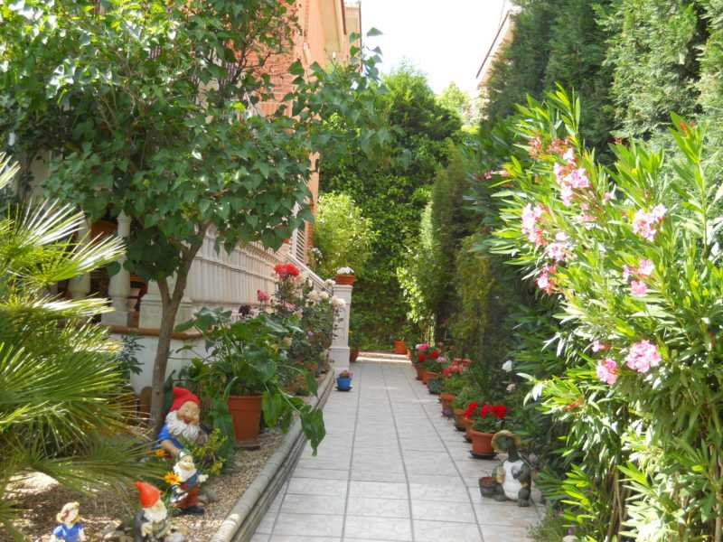Jardín de enanitos