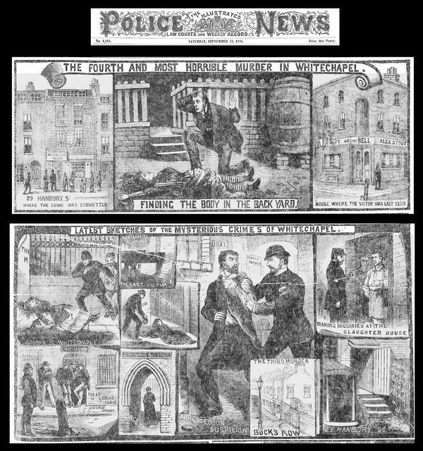 Illustrated Police News - 15th September 1888