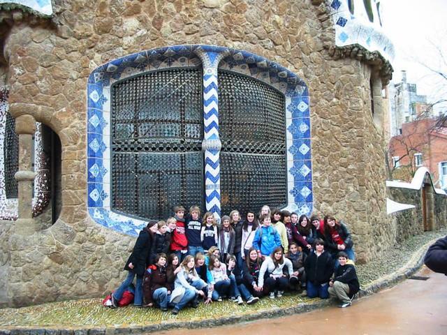 Barcelona februari 2009
