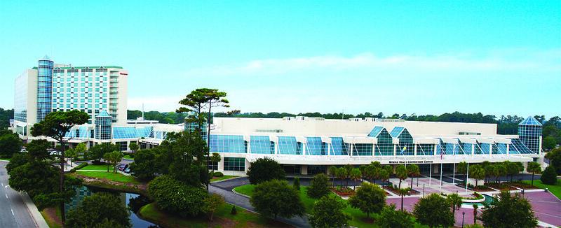 2016 Myrtle Beach Convention Center Aerial