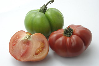 Tomato portrait: Super Marmande | by scyrene