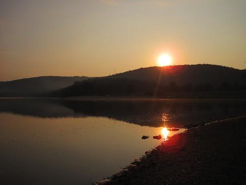 park lake sunrise maryland resort flintstone rockygap habeeb