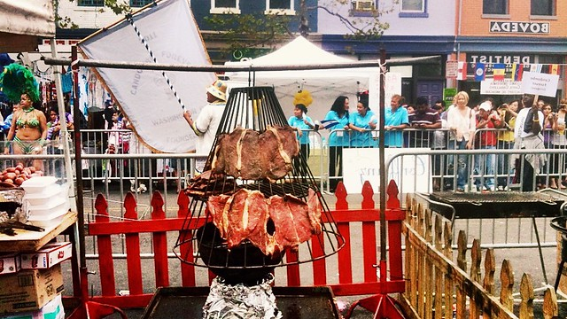 """""""There is a festival where we wear the faces of demons to ward evil spirits from our dead in the vale. Sometimes we fail."""" ―Pierce Brown 🍖 🔥 🍖"""