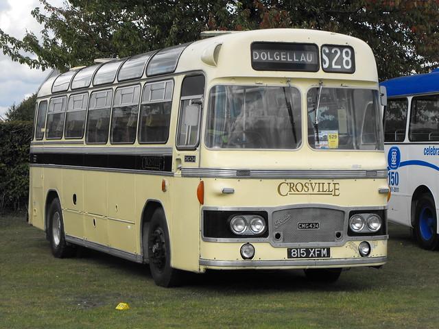 CMG 434, 815 CFM, Bristol MW, ECW Body (t.2011)