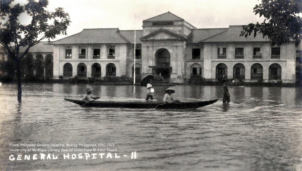 Philippine General Hospital Original Print