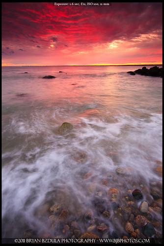 sunset seascape massachusetts newengland westport sigma1020 gooseberryisland canon40d