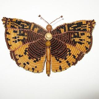 IMG_0832 art deco beaded butterfly