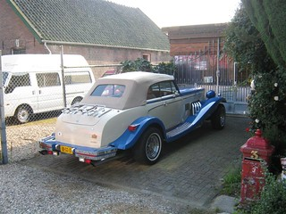 Clenet II cabriolet 1980 Apeldoorn | by willemalink