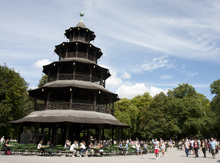Chinesischer Turm (Chinese Tower)   by San Diego Shooter