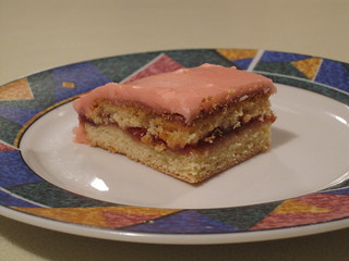 Homemade Raspberry Slice | by Shadowfoot