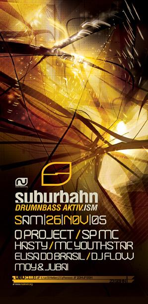 SUBURBAHN #23
