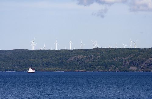canada windmill michigan great lakes places whitefish whitefishbay lakesuperior groscap