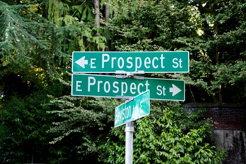 The Intersection of Prospect and Prospect