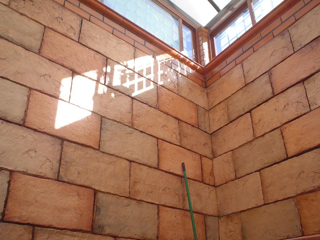 Muro Decorado Con Panel O Fachaleta Decomuro Wwwelcesarc