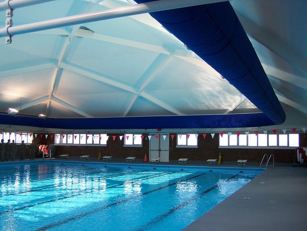 Training Pool Camp Lejeune