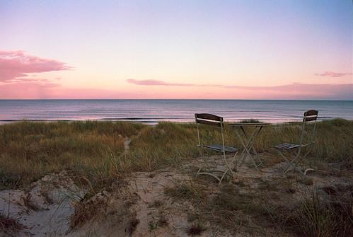 sunset 2 by Jannik Hildebrand