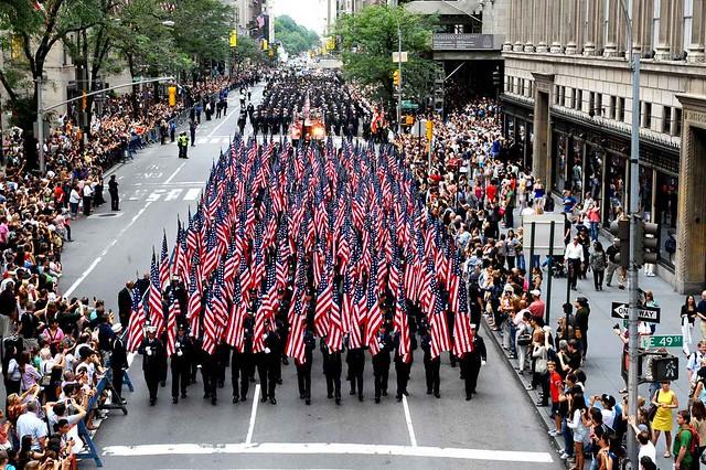 FDNY's WTC 10th Anniversary Memorial Service