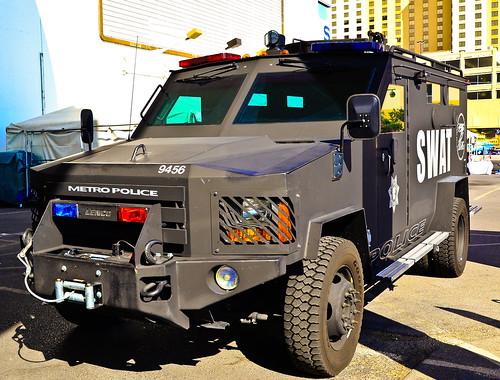 Las Vegas Metropolitan Police SWAT