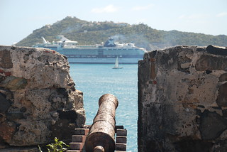 Fort Amsterdam, St Maarten Feb 2008 | by alljengi