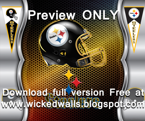 Pittsburgh Steelers Heavy Metal Wallpaper 1152x960 | Flickr
