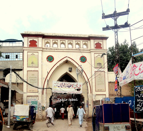 Bhati Gate Wall City Lahore | by Tahir Iqbal (Over 52,50,000 Visits, Thank You)