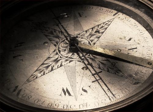 Compass | by Walt Stoneburner