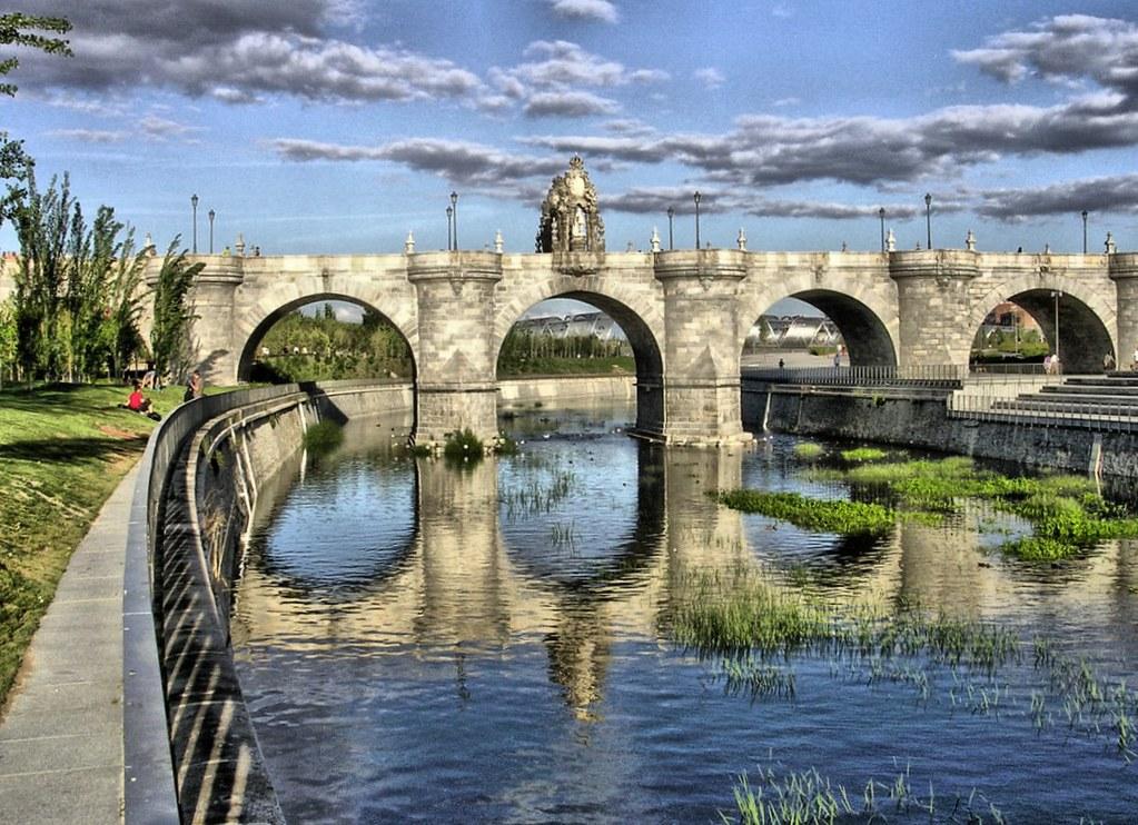 Puente de Toledo (1), Madrid   Irma PV   Flickr