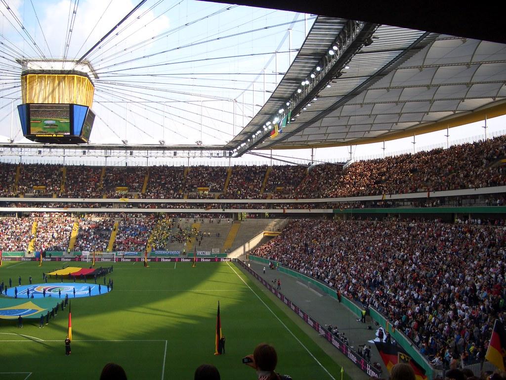 Freundschaftsspiel Deutschland Brasilien