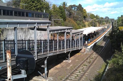 Elsternwick station