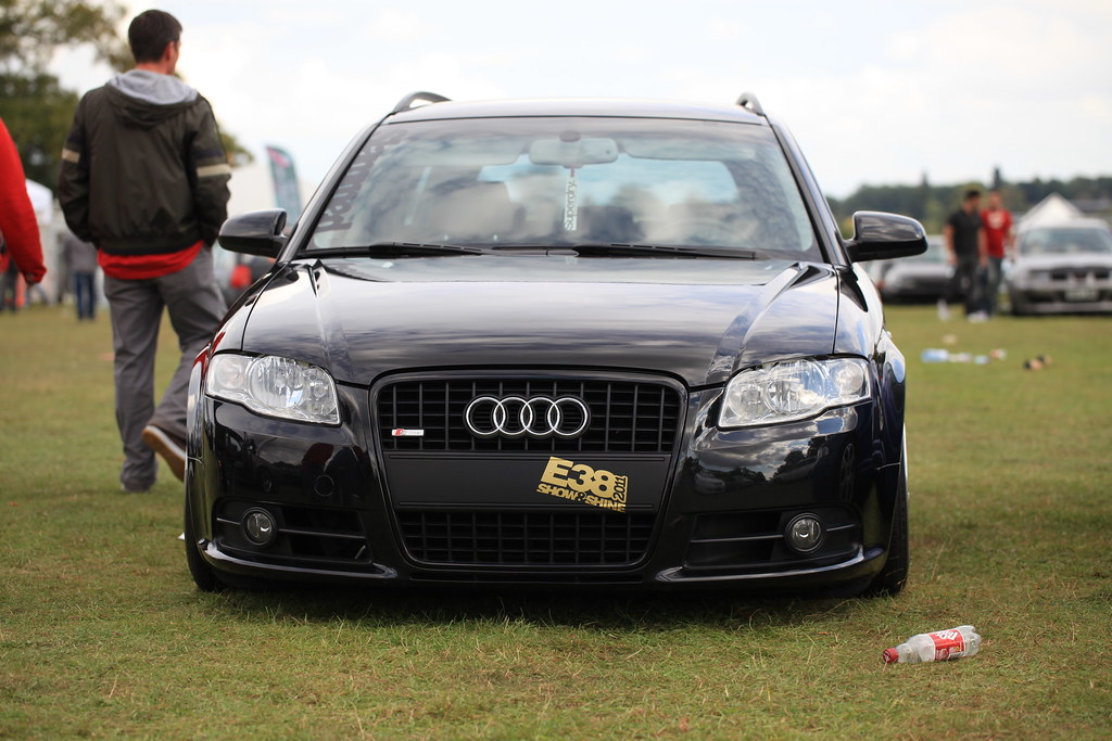 Audi A4 B7 Avant Philip Wilkinson Flickr