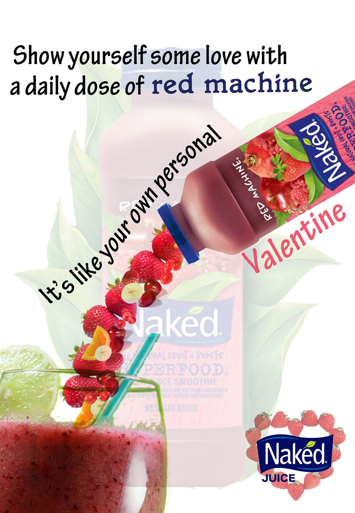 Naked Juice Ad Campaign