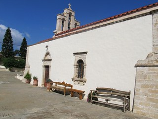 Μονη Απεζανων - Monastery of Apezana Crete | by fotogake