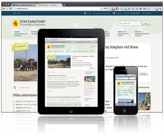 Staffanstorp — Responsive Web Design | by axbom
