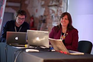 Jeanne Holm, Data.gov @ OGDCamp Warsaw | by Sebastiaan ter Burg