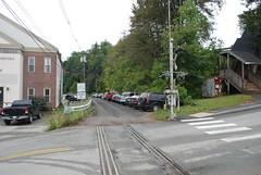Dead-End Crossing