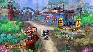 The Baconing Screenshots | by gamesweasel