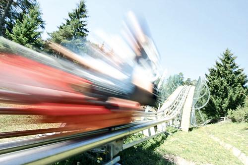 Alpine Coaster in Imst | by eggerbraeu