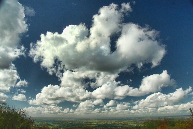 Who likes a cloud?        (Clouds over the Vale)