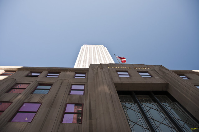 Empire State Building #39, NY #195