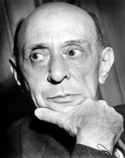 Arnold Schoenberg, MANDOLICIOUS Featured Composer | by New Music Works