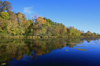 Snelling Lake Early Fall   by NatureNerd (probably outside)
